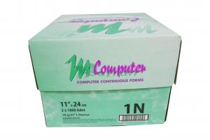 Mopak Sürekli Form Kağıdı 11x24 - 1 Nüsha 70gr. (1000 Li)