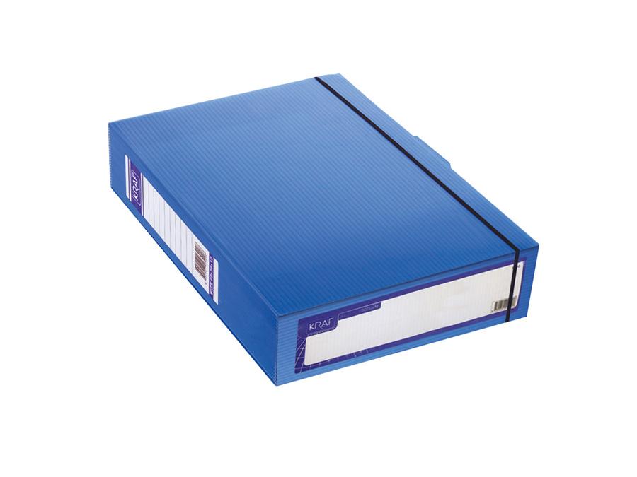 Numaralı A4 Arşiv Dosyası Kraf 895g ( 500 lü )